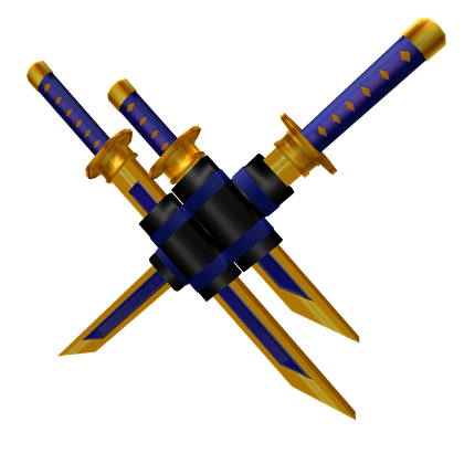 Golden Deluxe Sword Pack - ROBLOX | roblox | Create an