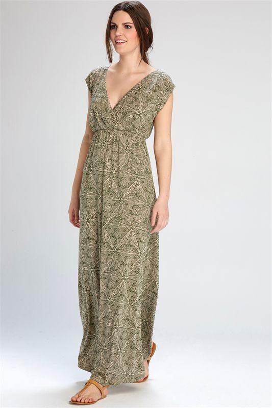 0d607acc3 Pichi lino | Vestidos | Vestidos, Vestidos largos y Vestido largo ...