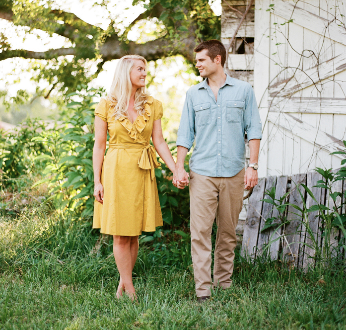 Southern engagement by Nathan Westerfield
