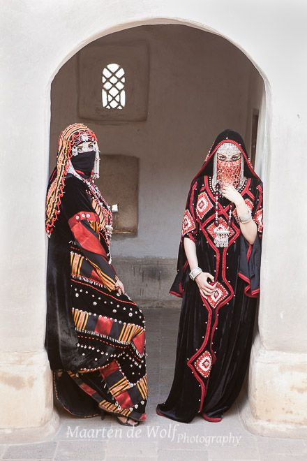 Traditional Yemeni Dress For Brides 6 440x
