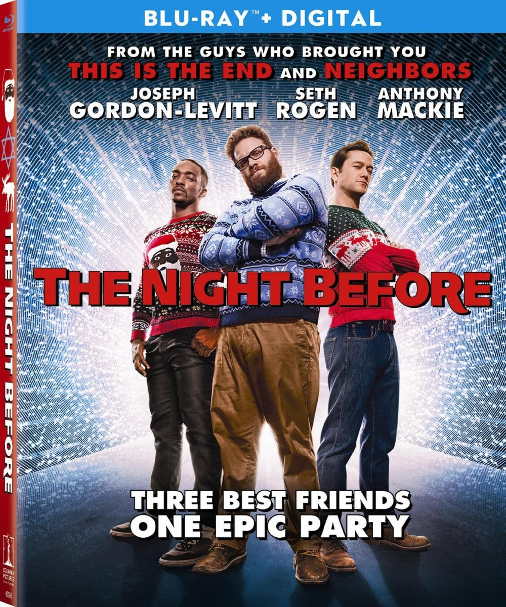 Joseph Gordon-Levitt, Seth Rogen and Anthony Mackie star in this ...