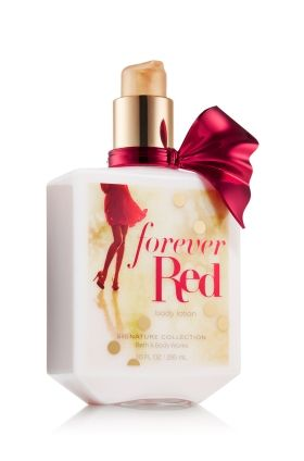 Forever Red - Bath and Body Works