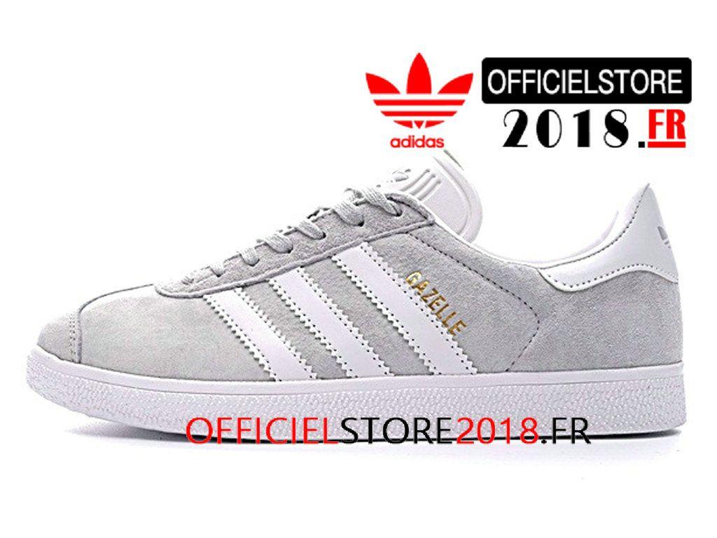 Adidas Homme Chaussures Originals Gazelle Prix Pas Cher Bleu