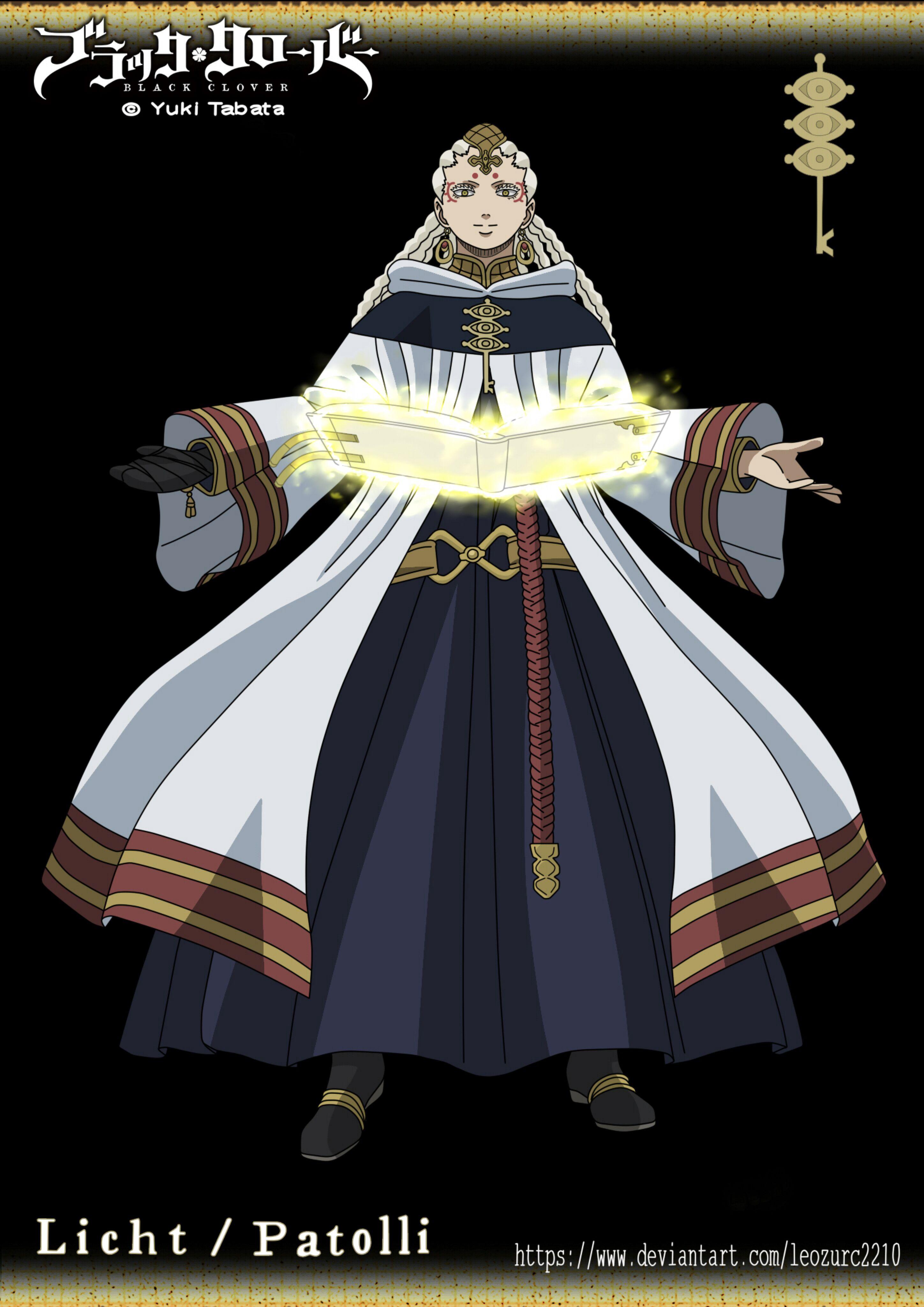 Patolli By Leozurc2210 On Deviantart Black Clover Anime Black Bull Dark Fantasy Art