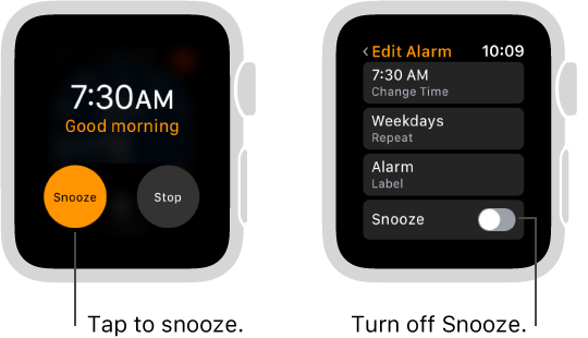 How To Set, Edit And Delete Alarms On Apple Watch Apple