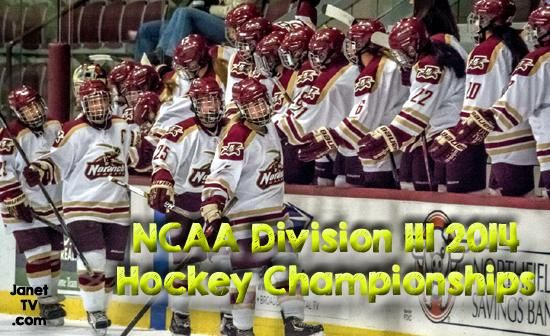 NCAA Division III 2014 Hockey Championships Preview