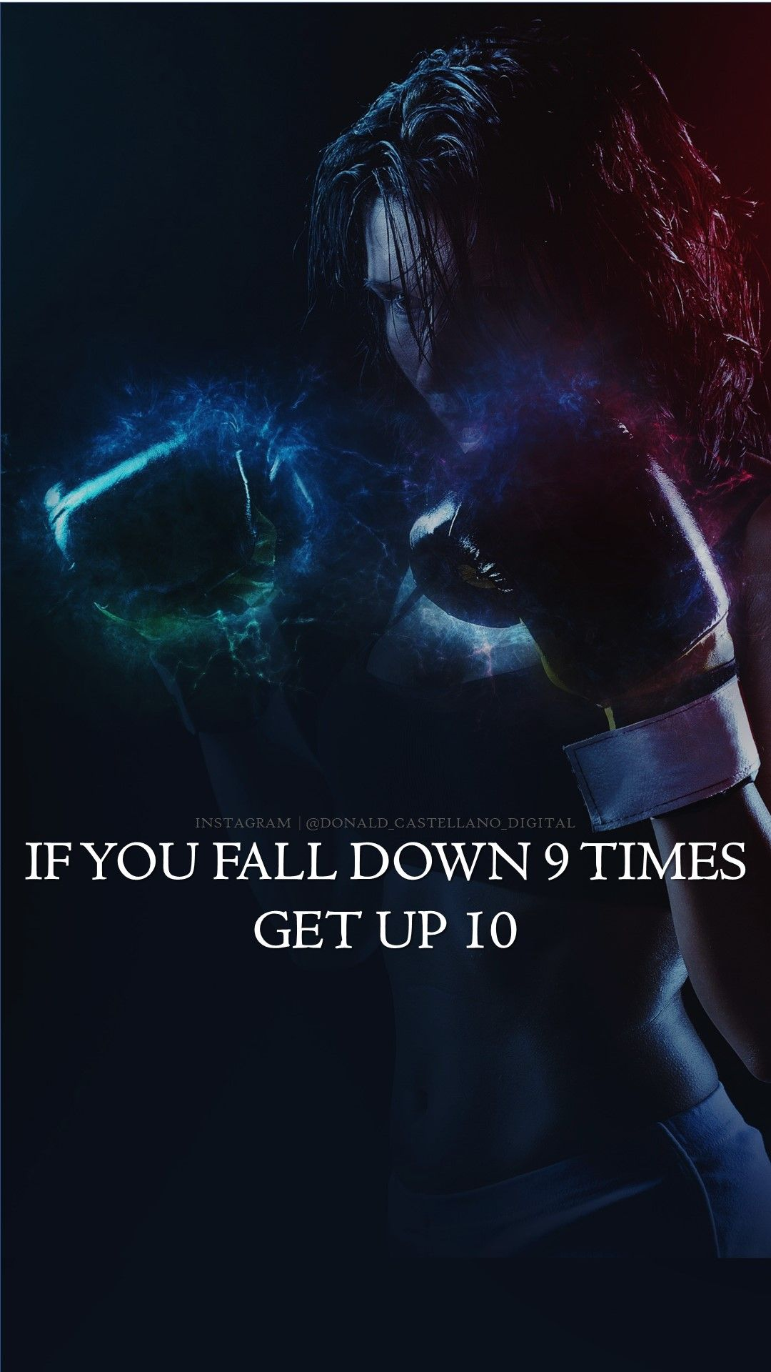 Image result for fall down 9 get up 10