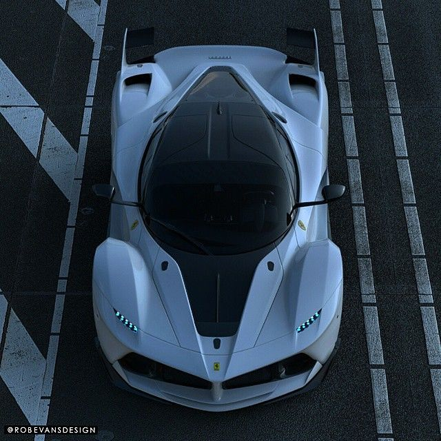 """Ferrari FXX 