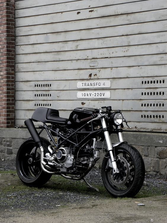 Our MK17 Ducati, ready to fly low.: