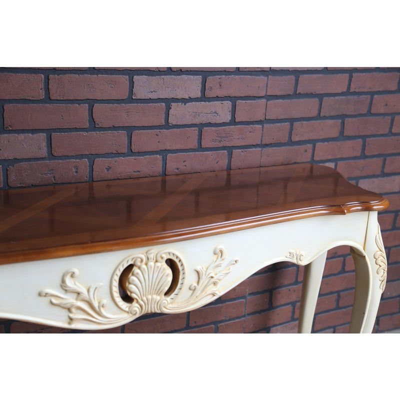 French Ethan Allen Collector S Classics Console Table Console Table Table Furniture Console
