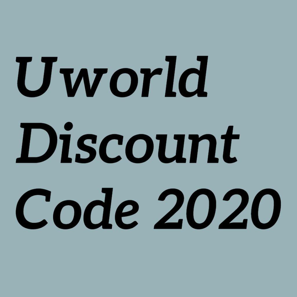 12% Working } – New Verified Uworld Discount Code 12% OFF