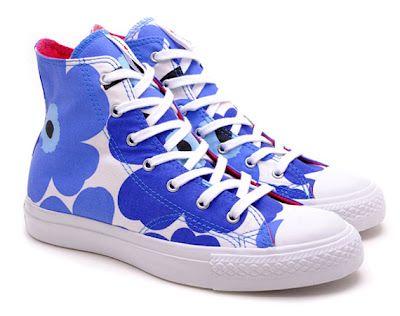 Converse ♥ Marimekko | Converse, Marimekko, Converse shoes