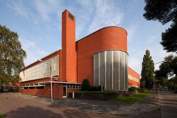 SNELLIUSSCHOOL HILVERSUM W.M. DUDOK, 1930-1932, Snelliuslaan 10, Hilversum