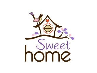 Sweet Home Logo Design Concepts 6 Home Logo Sweet Home Design