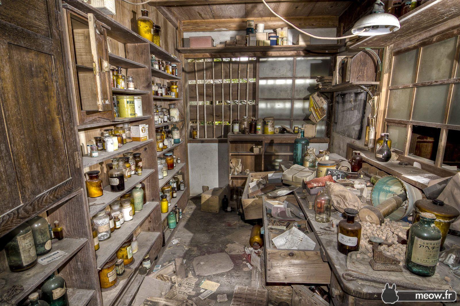 Abandoned Hospitals - Pharmacy   abandoned   Pinterest   Abandoned ...