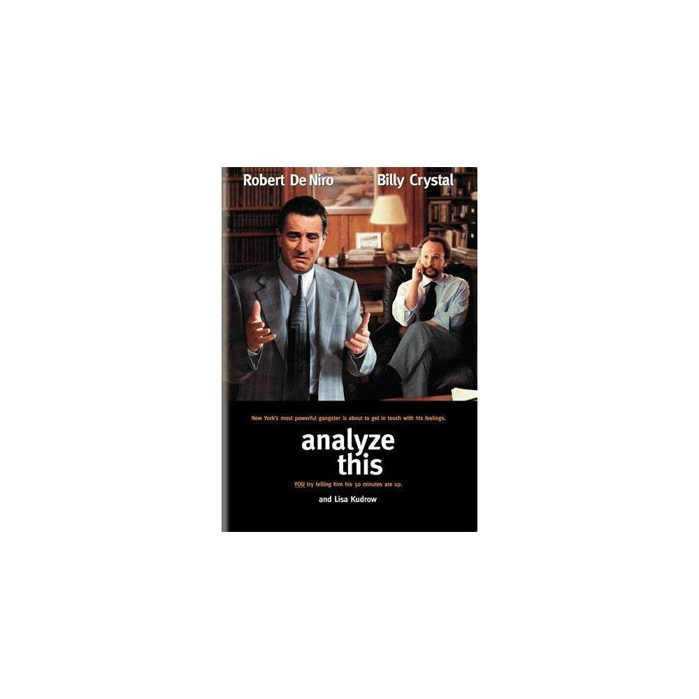 Analyze This Dvd Dvd Analyze Stressed Out