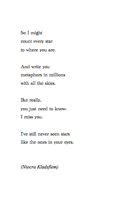 Missing You Poetry Tumblr Google Search Nana Quotes