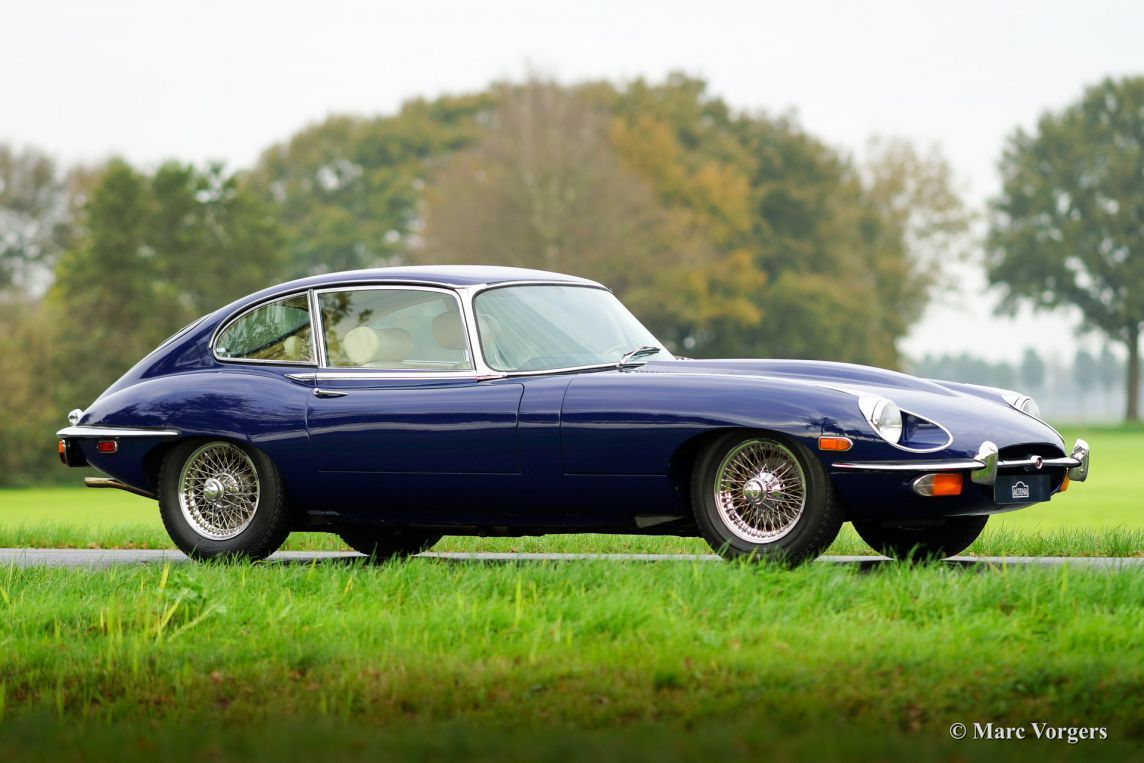 Jaguar E-type 4.2 FHC, 1969 - Welcome to ClassiCarGarage