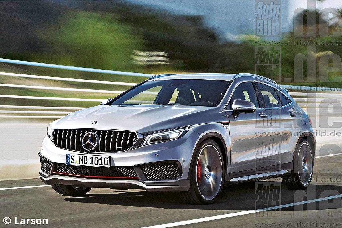 Neue Mercedes Und Smart 2020 2021 2022 2023 Mercedes Auto Bild A Klasse