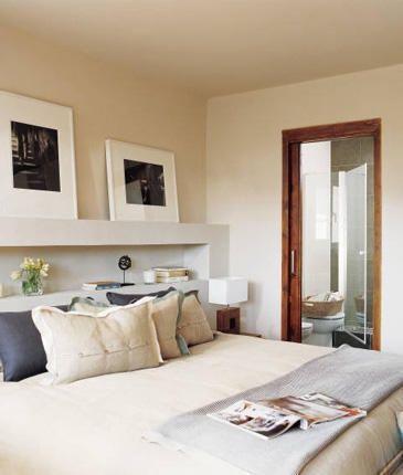 Cabeceros de obra en el dormitorio estilo escandinavo cabeceros originales dormitorios - Cabecero estilo escandinavo ...