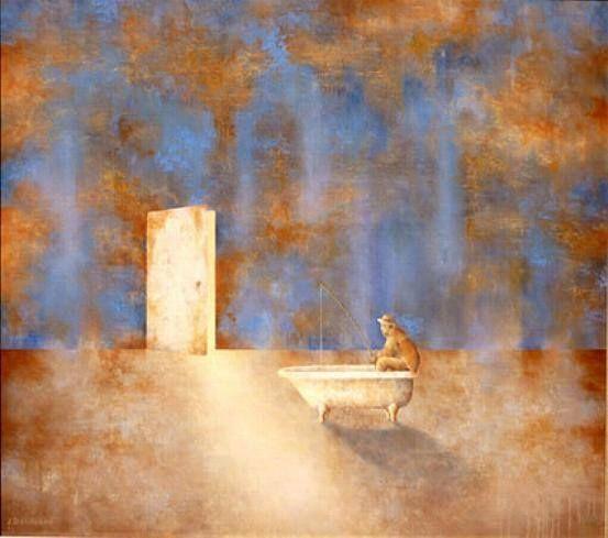 El Pescador, by Juan Diaz Duran.