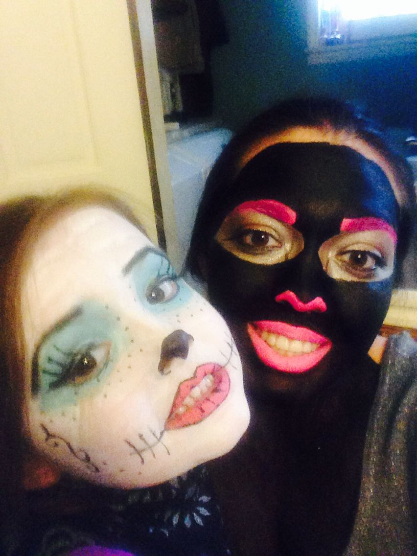 Skellita and catty noir