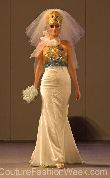 Evgenia Luzhina-Salazar 꾸뛰르 패션위크 뉴욕 봄컬렉션 2013 #패션위크#패션#꾸뛰르#EvgeniaLuzhina-Salazar#스타일#모던디자이너#모델#패션쇼#뉴욕