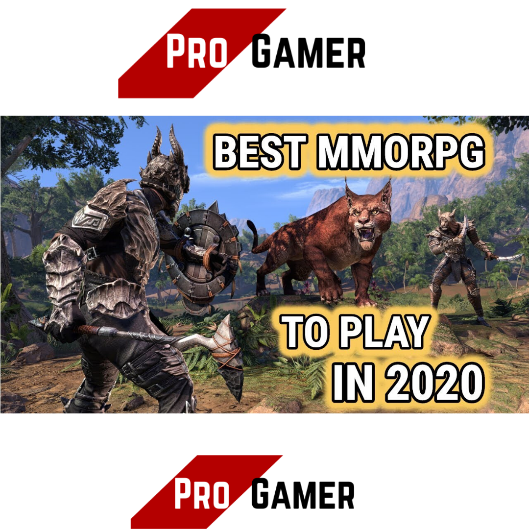 Best MMORPG to play in 2020 in 2020 All video games