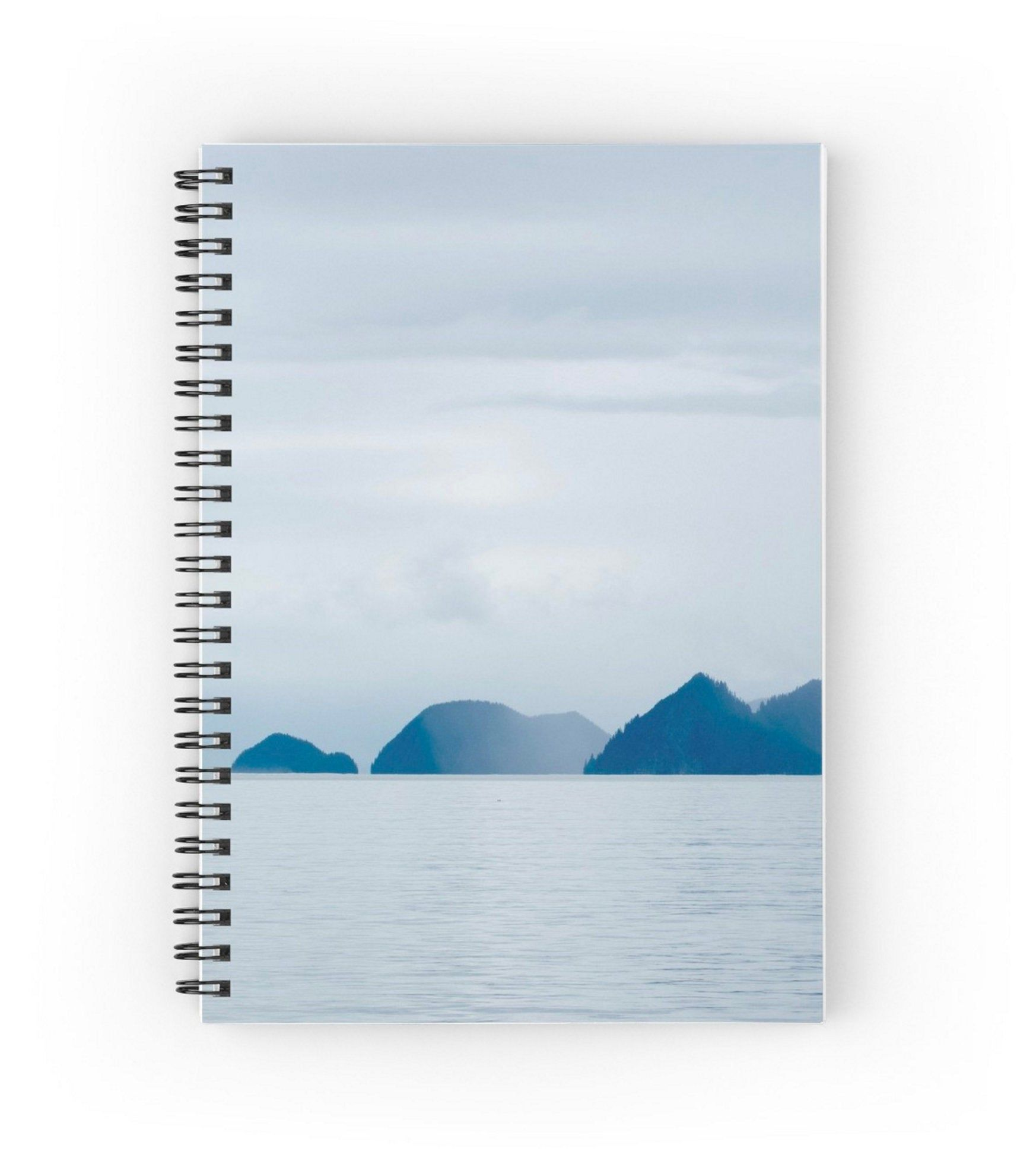 Nature Notebook Writing Gift For Writer Nature Journal Minimalist Gift Guest Book For Vacation House Nature Photo Spiral Notebook Diary In 2020 Nature Photos Nature Journal Nature Photography