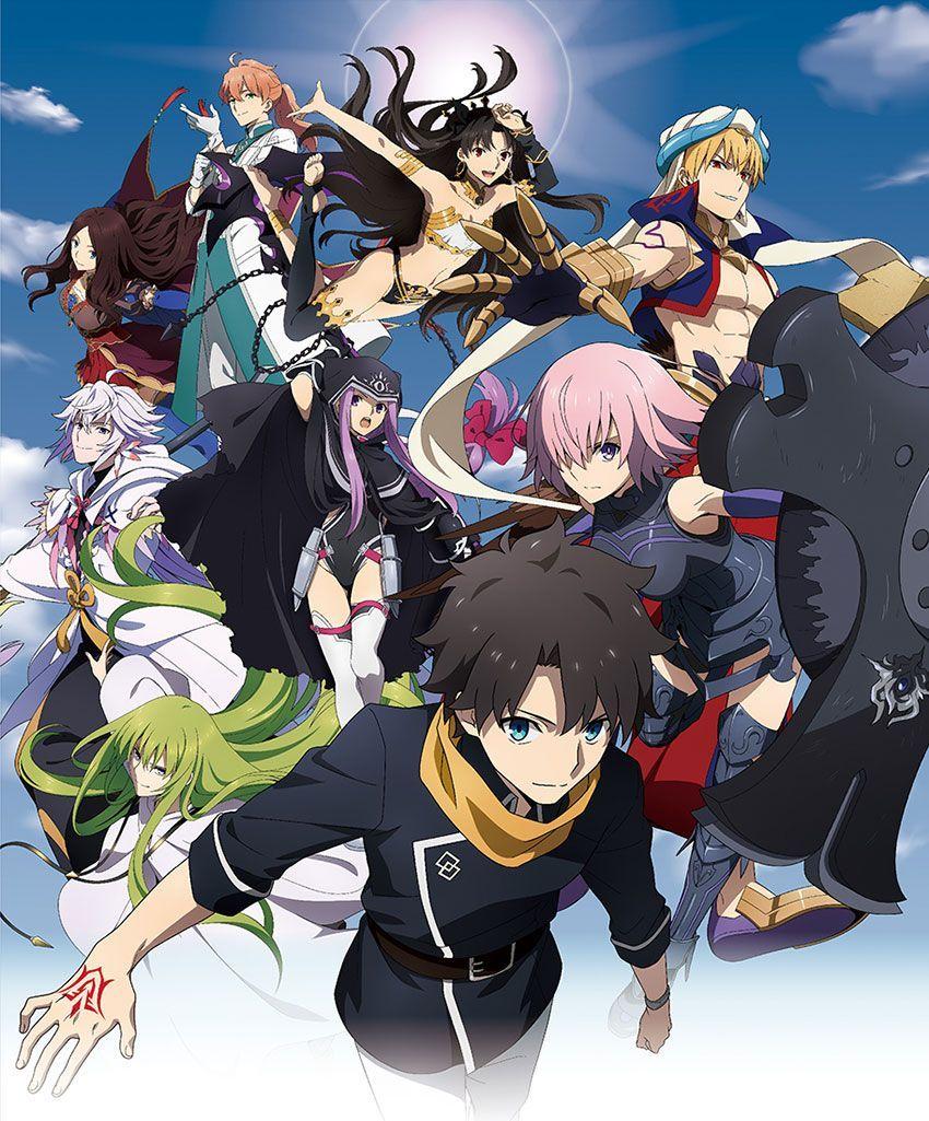 Fate/Grand Order Babylonia un nouvel anime Anime