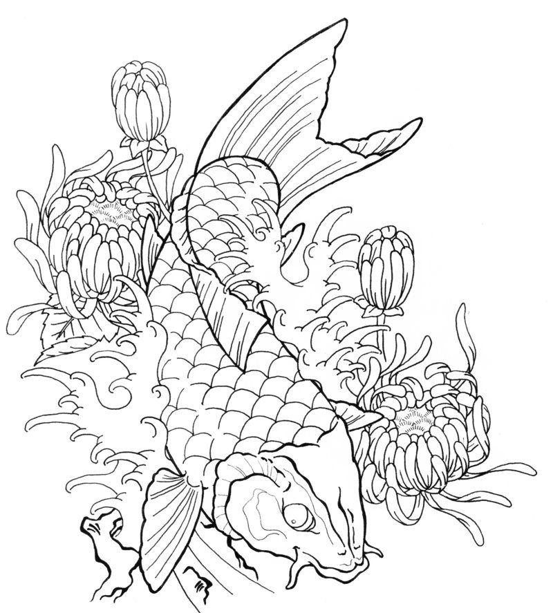 chrysanthemum stencil designs - Cerca con Google