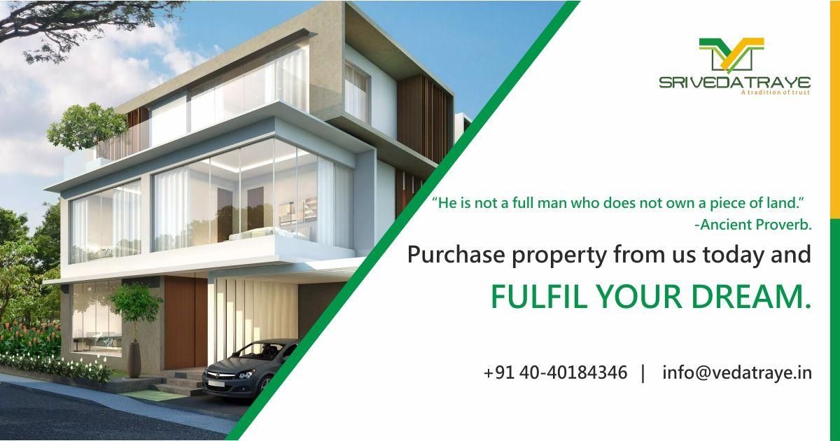1c287fe12bb377fd58388e95f4d984f0 - Villa For Sale In Nectar Gardens Madhapur