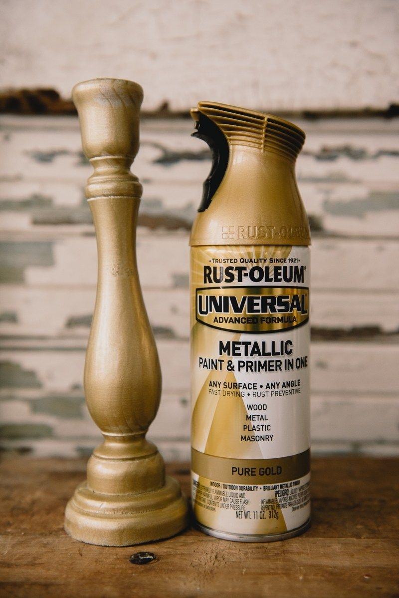 The Perfect Gold Spray Paint For Christmas Gold Spray Paint Gold Spray Spray Paint Wood