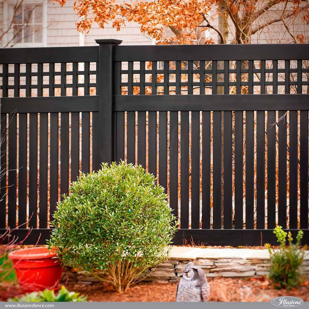 Awesome Illusions Pvc Vinyl Fence Ideas And Images Grand