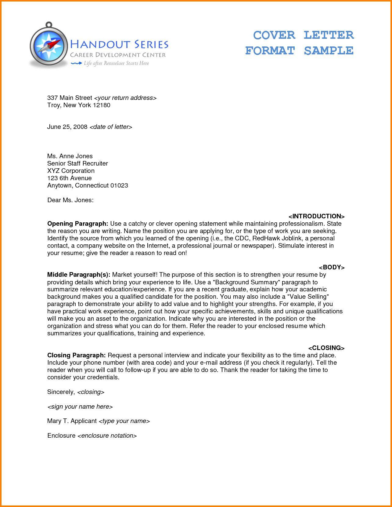 Enclosure In A Letter Elegant Business Letter Format Enclosure Notation Resume Cover Letter Examples Lettering Business Letter Format