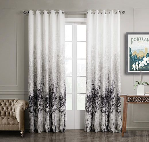 Select Stylish Grommet Top Curtains At Bedding Inn Online