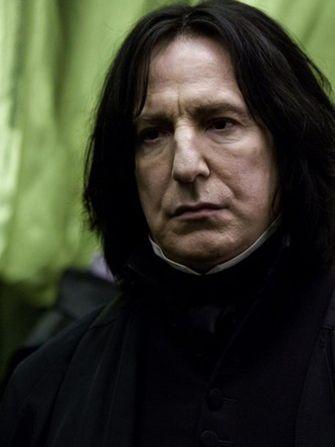 J K Rowling Dismisses Severus Snape Rumors Severus Snape Harry Potter Severus Snape Snape Harry Potter