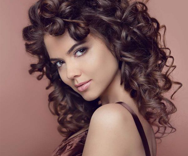 #Perm or the #permanent #waves is a #trend which many ladies choose for because everyone #love to have those extra #curls on their head and #waving on their #face too.