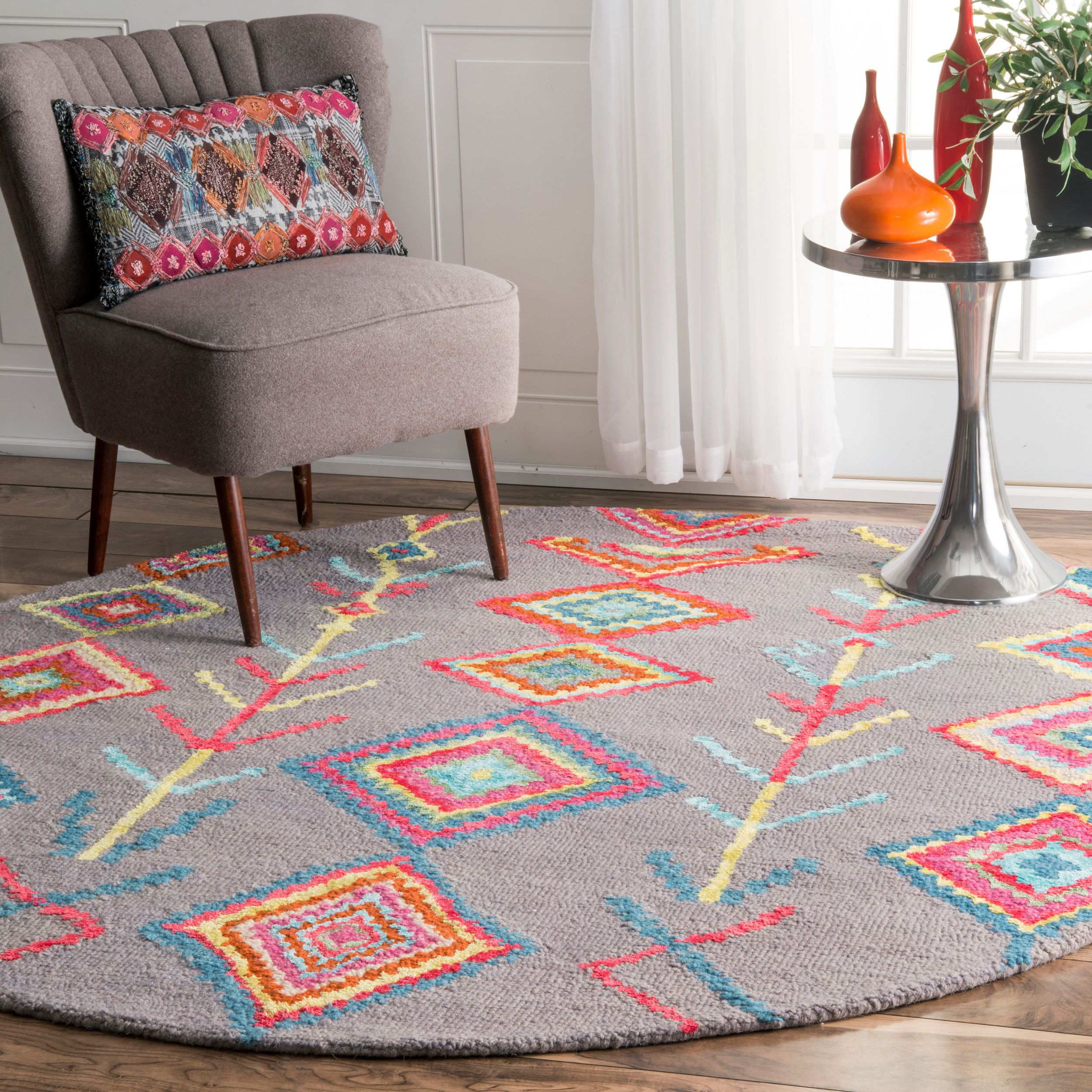 Curated Nomad Escolta Hand Tufted Wool