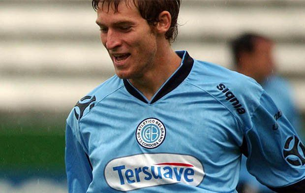 @Belgrano : #EstadístiCAB | El primer gol de Bolatti en #Belgrano fue frente a Quilmes en 2006. La B ganó 3 a 2 de visitante. https://t.co/vO1pj4p93X