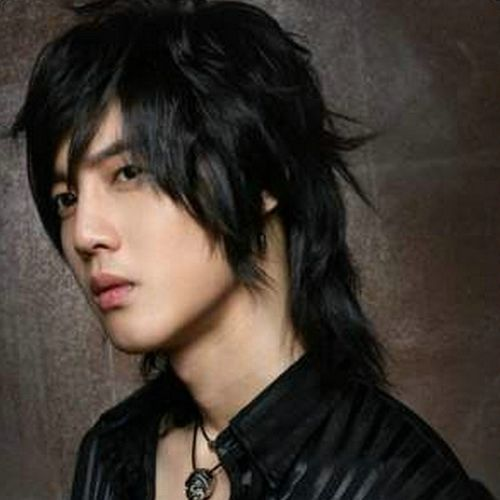 Asian Hairstyles Men Long Hair Asian Hairstyles Pinterest - Asian hairstyle party