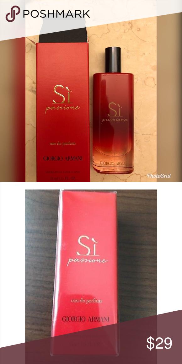Passione New Si Posh AccessoriesMy Closet In 15ml Armani Brand 2DHE9I