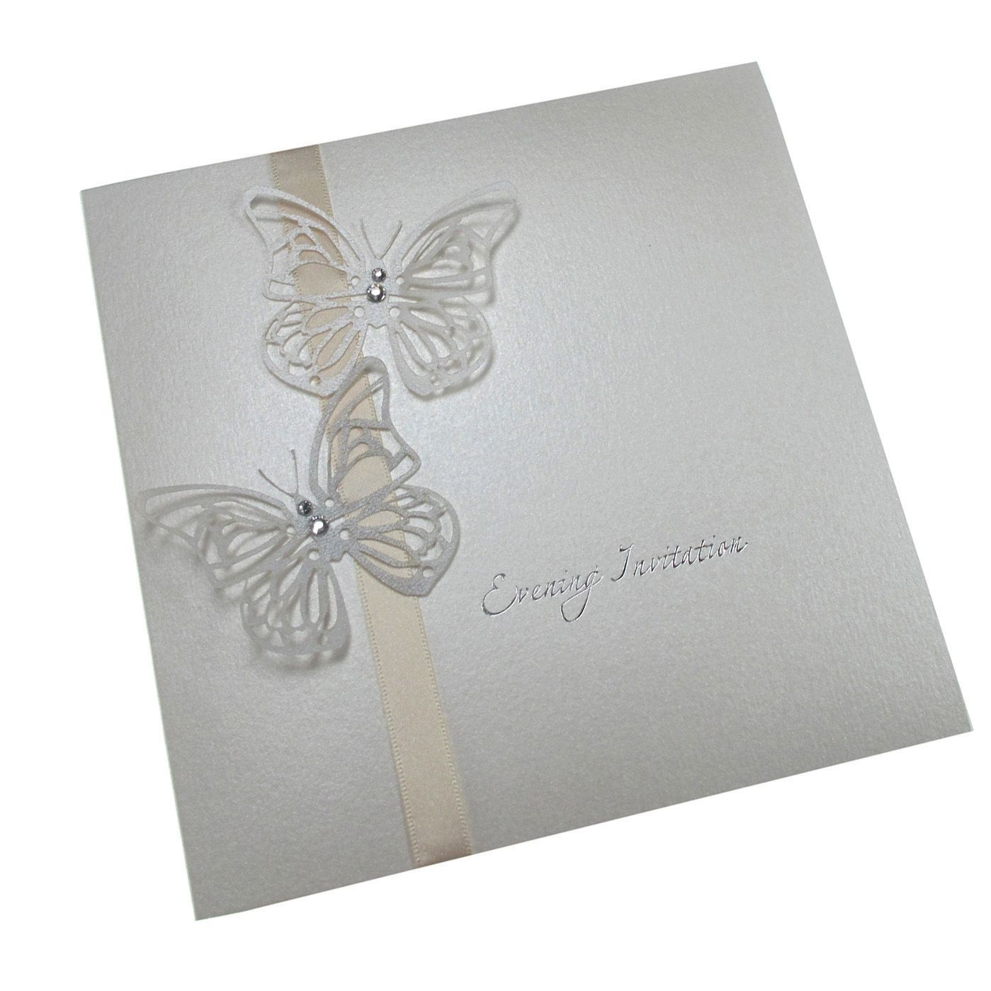 17 Best images about Butterfly Wedding Invitations – Butterfly Wedding Invite