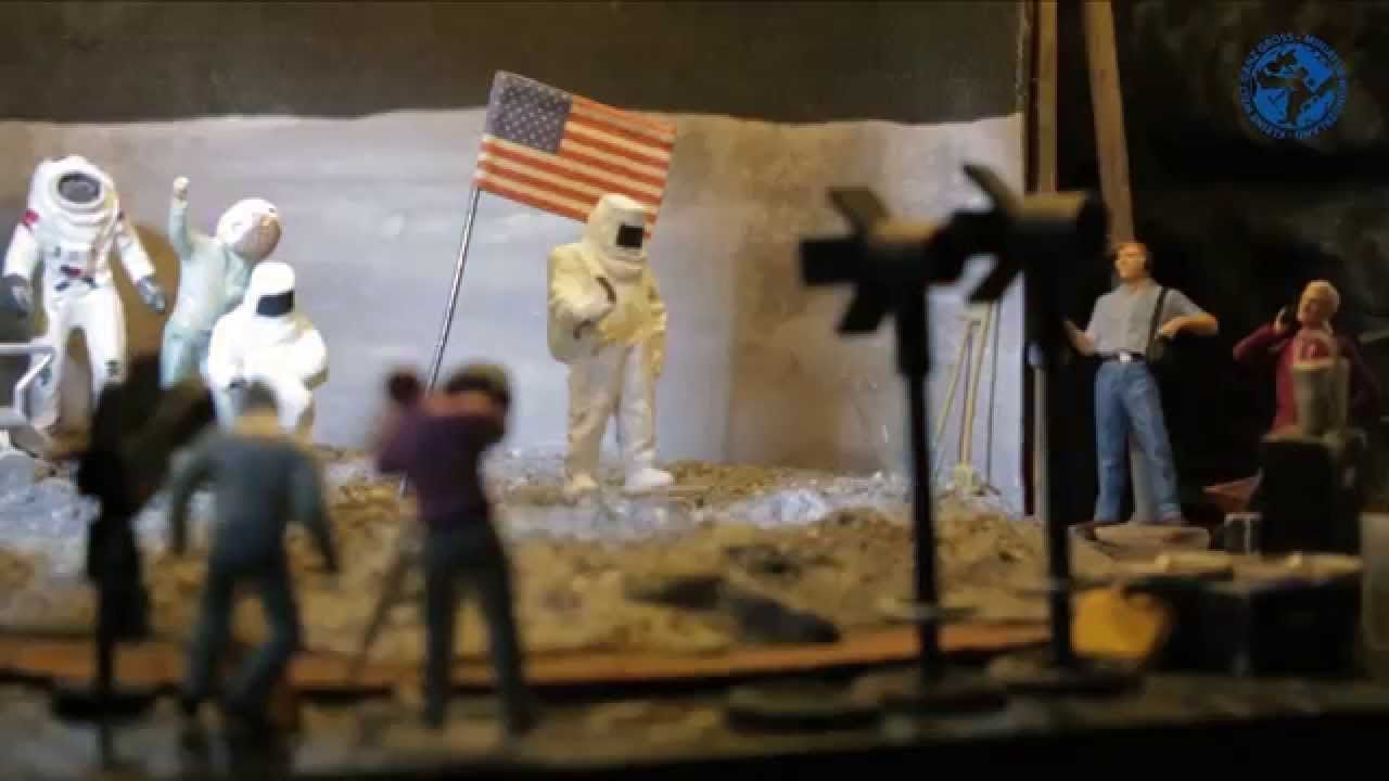 The bunker of conspiracy: The world is dominated by miniature people ///...