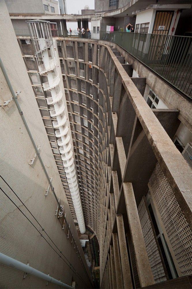 Edificio Copan. Oscar Niemeyer