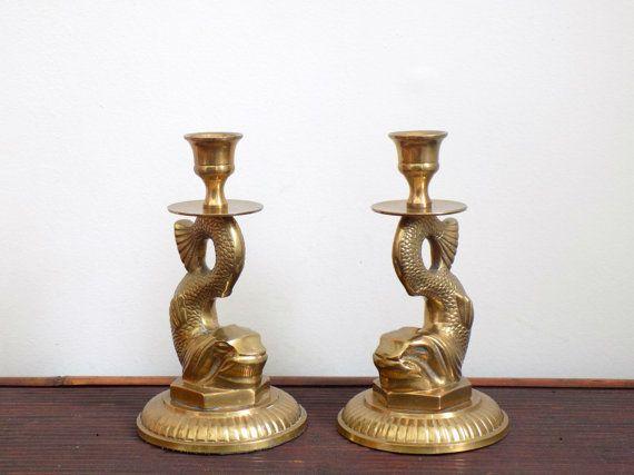 Candle floral asian bronse lantern