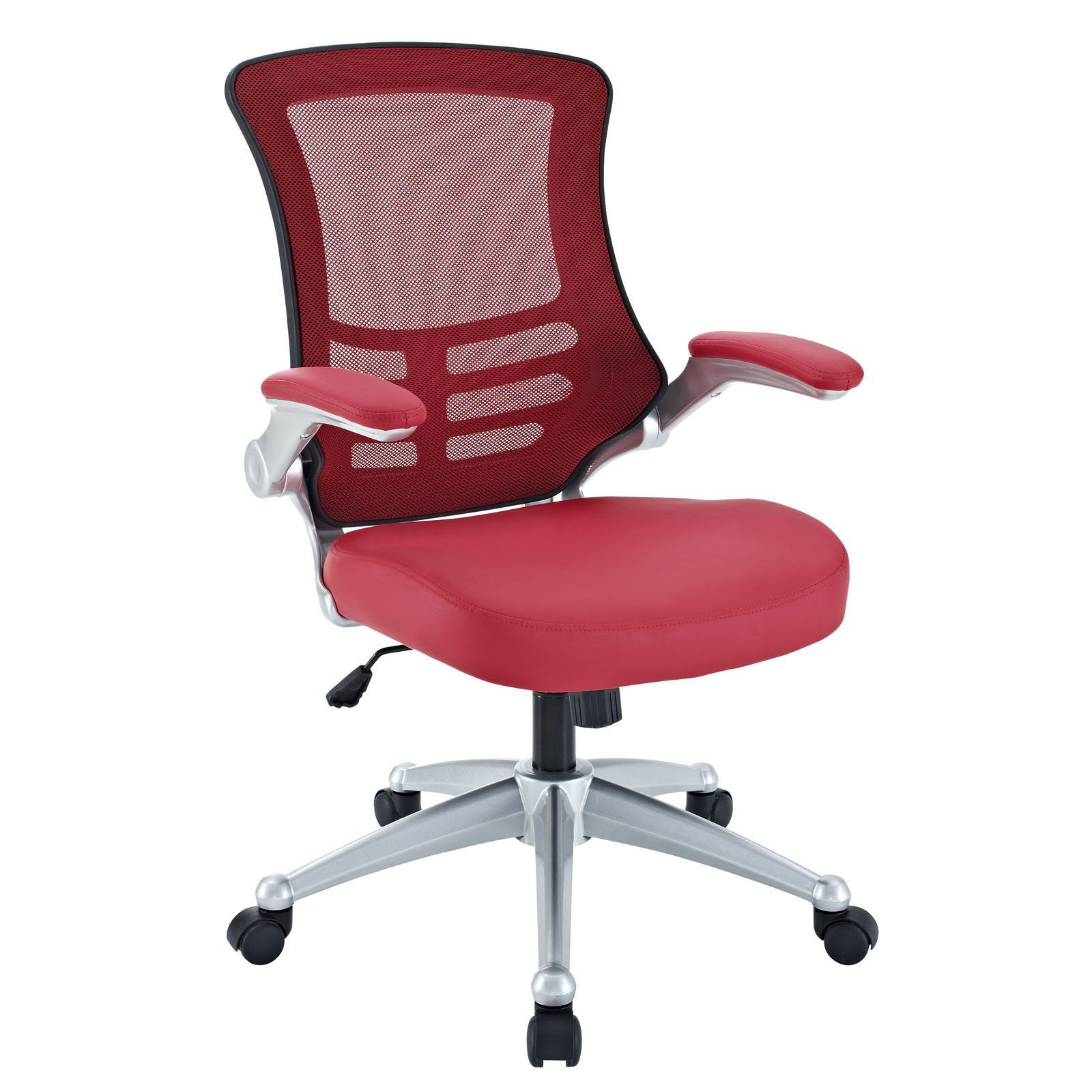 Modway Modern Attainment Adjustable Computer Office Chair Eei 210 Mesh Office Chair Office Chairs Online Ergonomic Chair