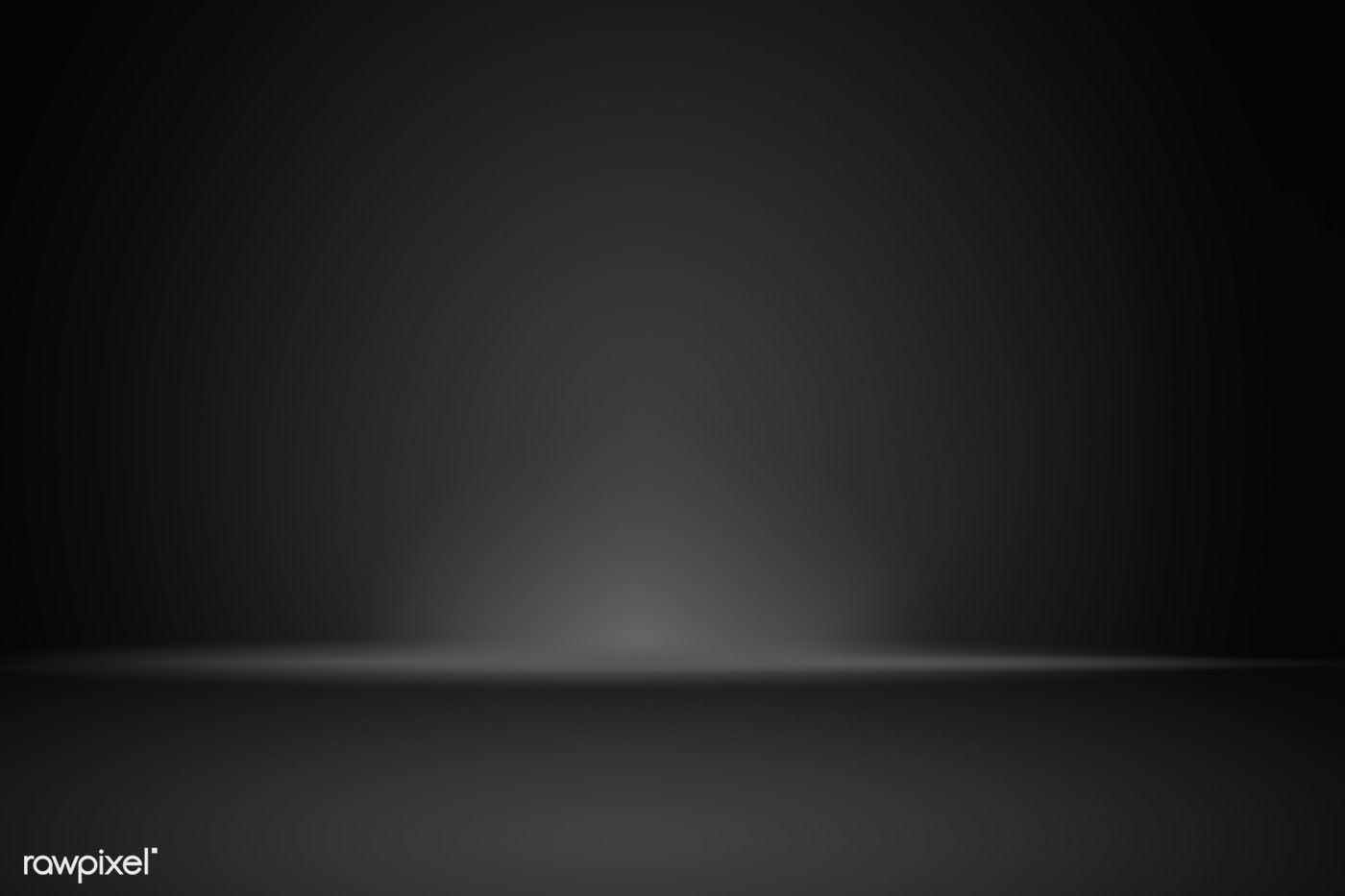 Download Premium Image Of Plain Dark Gray Product Background 585610 Black Background Images Background Images Hd Plain Black Background