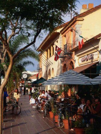 One of my favorite places, Santa Barbara, California.
