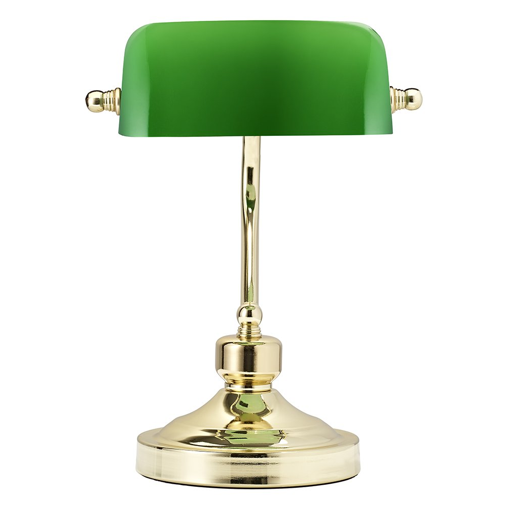 Httpshaysomstable lamps desk lampstraditionally designed traditionally designed polished brass bankers desk lamp with green glass shade mozeypictures Images
